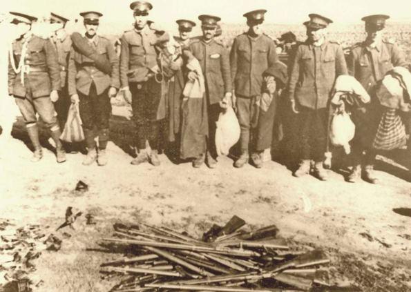 dezarmarea_armatei_romane_pata_pe_blazon_iunie1940