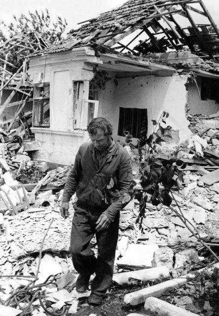 1992 nistru casa distrusa razboi