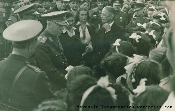Ion Antonescu copii